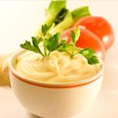 Atún rojo con mayonesa Dukan